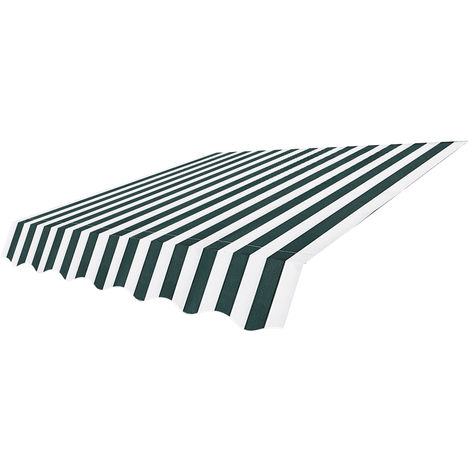 Garden Awning Patio Awning Sunshade Replacement 3x2.5M