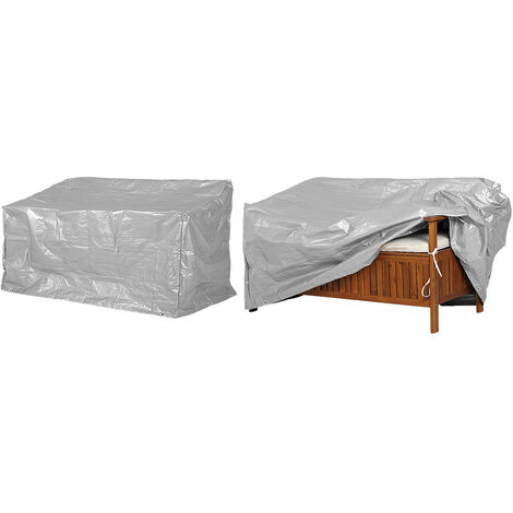 Garden Bench Cover Kingsleeve Outdoor Patio Covering Protective Patio Tarpaulin
