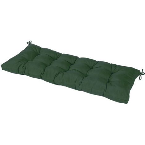 Garden bench cushion 150x50x10cm