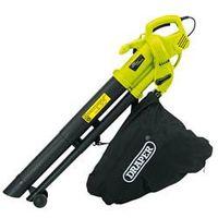 Garden Blower Vacuum Draper Stormforce 82104 Garden Vac- Garden Vacuum