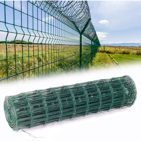 Garden Border Wire Mesh Netting Fence Fencing Net