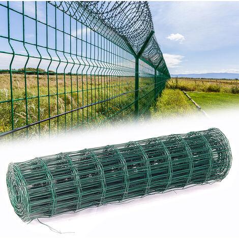 Garden Border Wire Mesh Netting Fence Fencing Net
