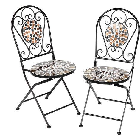 Garden Chair Bistro Furniture Armchair 35cm * 36cm * 91cm Type B