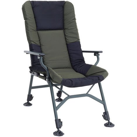 Garden chairs - Camping chairs, garden recliners, outdoor chairs - green