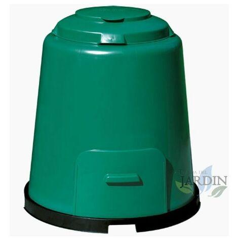 Garden composter 280 liters 80x80x89 cm