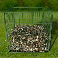 Garden Composter Metal Bin Compost Wire