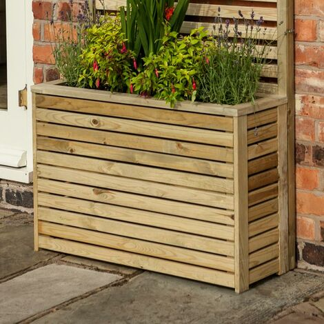 Garden Creations Tall Planter 900x300