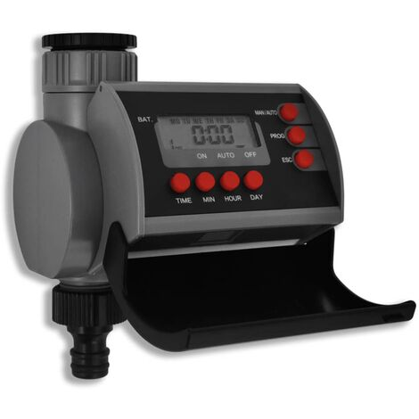 Garden Electronic Automatic Irrigation Timer Single Outlet