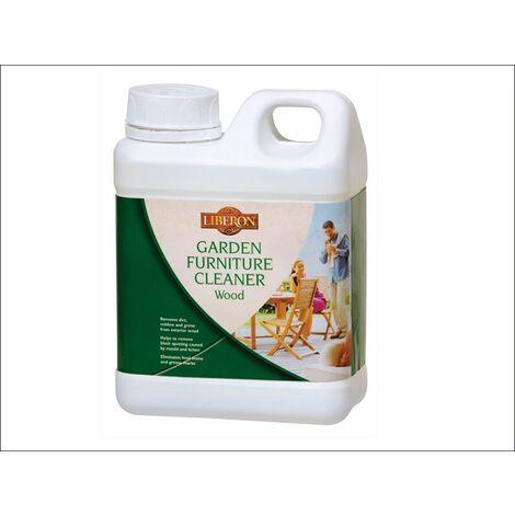 Garden Furniture Cleaner 1 Litre (LIBGFC1L)