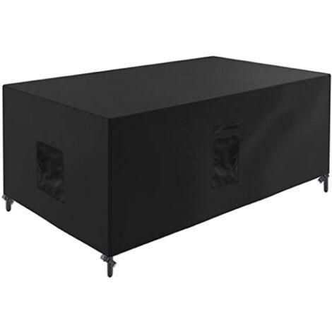 Garden Furniture Cover 420D Outdoor Patio,6-8 Seater 278x204x70cm