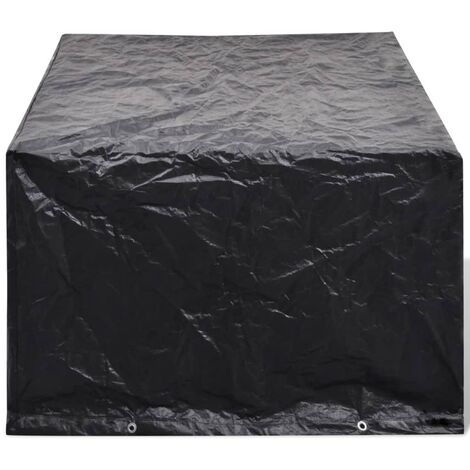 """main image of """"vidaXL Garden Furniture Cover Poly Rattan Set Patio Furniture Cover Outdoor Terrace Chair Cover Outdoor Table Cover for Garden Multi Sizes"""""""