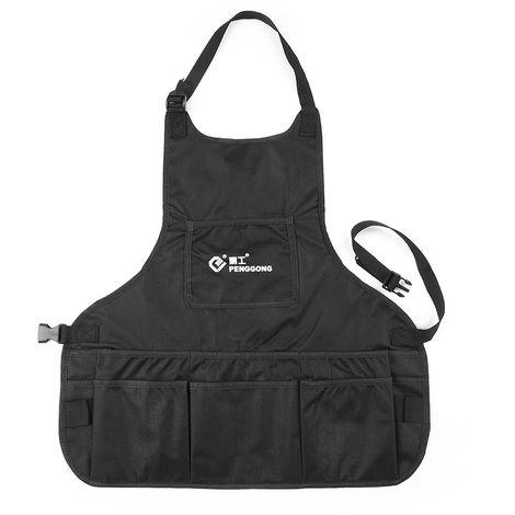 Garden Garden Workwear Bag Apron Kit Black