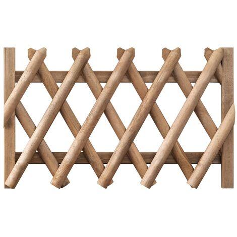 Garden Gate Impregnated Pinewood 100x60 cm
