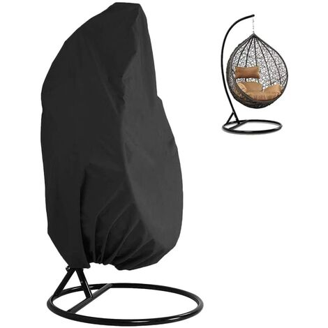 Garden Hanging Chair Cover - Waterproof Egg Hanging Chair Cover
