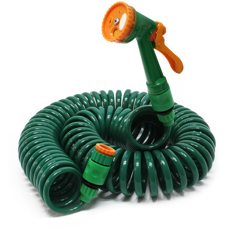 Garden hose spiral hose 15m watering hose household