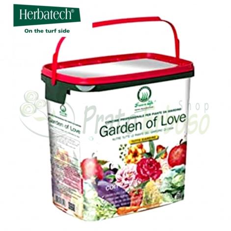 Garden of Love - Fertilizante universal de 9 Kg con Zeolita