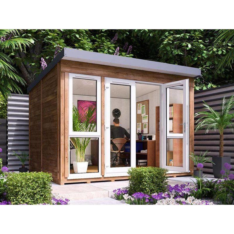 Garden Office Titania 3.5m X 2.5m