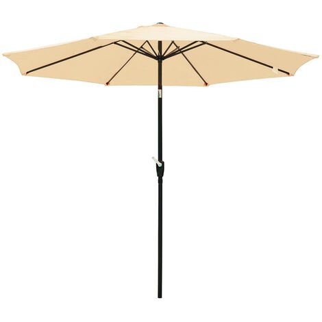 Garden Parasol Canopy Replacement 10ft Cover