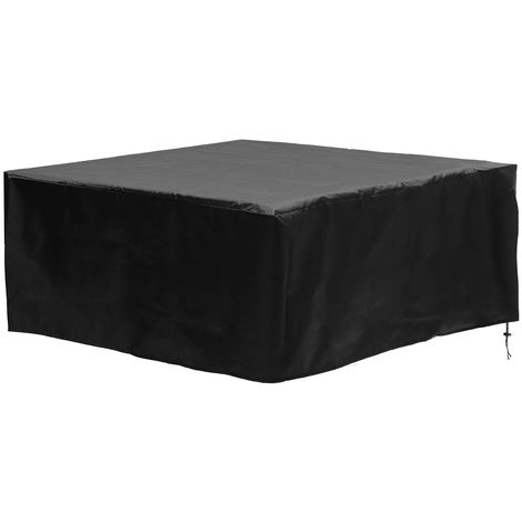 Garden Patio Furniture Waterproof Cover Covers Outdoor Rattan Cube Table Seat