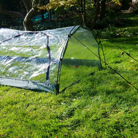 Garden Poly Tunnel Cloche (Various Sizes Available)