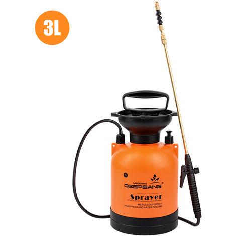 Garden Pump Sprayer with Wand Handheld Water Sprayers Plant Water Mister Sprayer