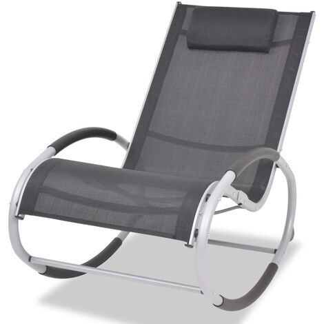Rattan Rocking Chair 136 X 95 X 70 Cm