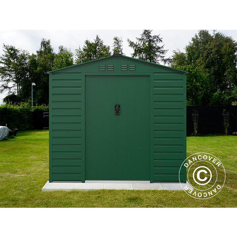 Garden shed 2.13x1.91x1.90 m ProShed®, Green
