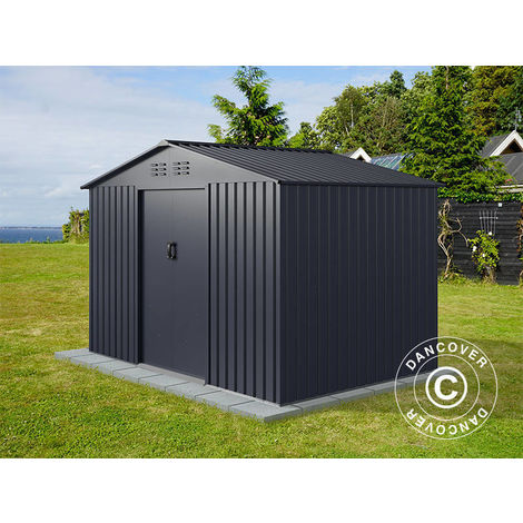 Garden Shed 2.77x1.91x1.92 m ProShed®, Anthracite