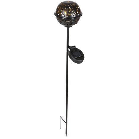 Garden Solar Light Globe Stake Lawn Lamp IP55 Water-resistant Outdoor Lights