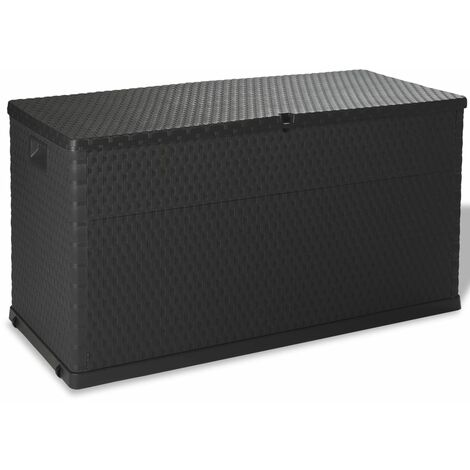 "main image of ""Garden Storage Box Anthracite 120x56x63 cm31126-Serial number"""