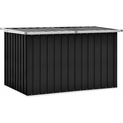 Garden Storage Box Anthracite 149x99x93 cm