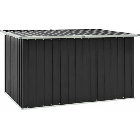 Garden Storage Box Anthracite 171x99x93 cm