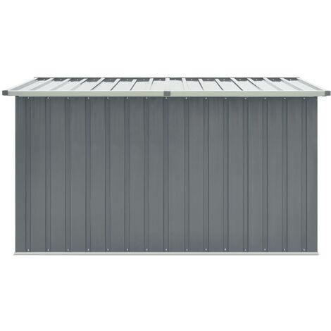 """main image of """"Garden Storage Box Grey 171x99x93 cm"""""""