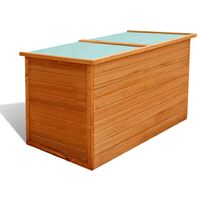 Garden Storage Box Wood