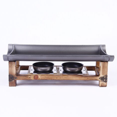 Garden Table Top Alcohol BBQ Grill Barbecue Camping Cooking