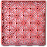 Garden Tiles Plastic Floor Tiles 29 x 29 cm 24 pcs