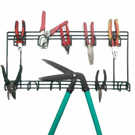 Garden Tool Rack   M&W
