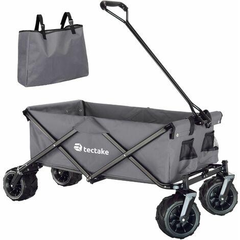 Garden trolley fodable with carry bag - garden cart, beach trolley, trolley cart