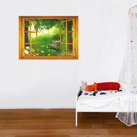 Garden View - 70cm x 50cm