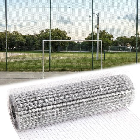 Garden Wire Mesh Grid Aviary Fencing Fence Animal Net