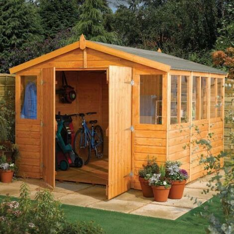 Garden Workshop Shed