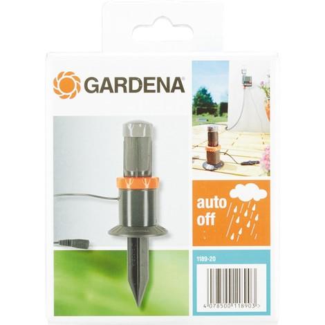 Gardena 01189-20 Pluviomètre électronique