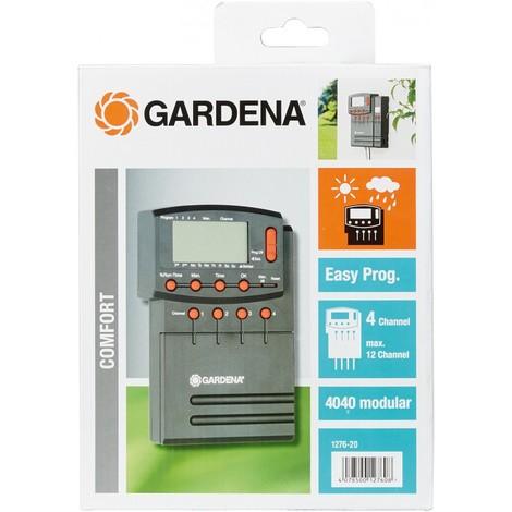Gardena 01276-20 4040 Modulable Programmateur mural