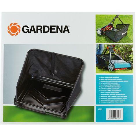 Gardena 04029-20 Bolsa de recogida adaptado de todos cortacéspeds helicoidales