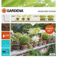 GARDENA 13001-20 MDS Start-Set Pflanztöpfe M