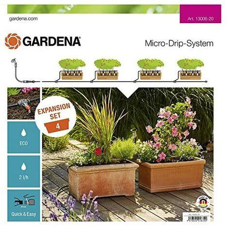 Gardena 13006-20 maceta para plantas inteligentes Terracota Rectángulo - Macetas para plantas inteligentes (Terracota, Rectángulo)