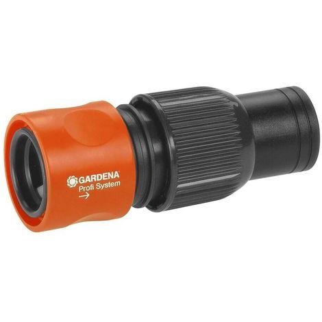 Gardena 2817-20 Conector Profi system Para mangueras D19mm Conexion rapida para el principio la manguera