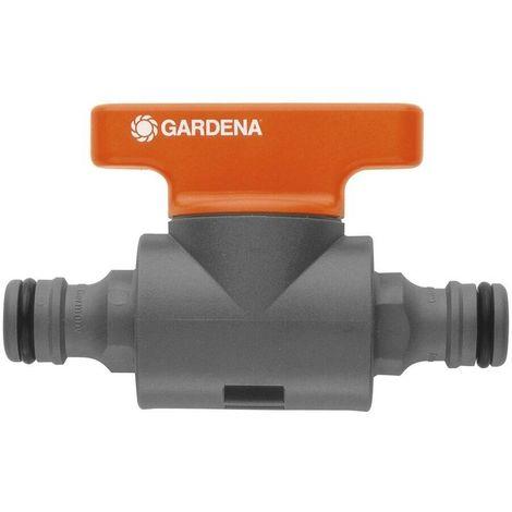 Gardena 2976-20 Llave de paso Para la regulacion o cierre caudal de agua de una manguera o aspersor
