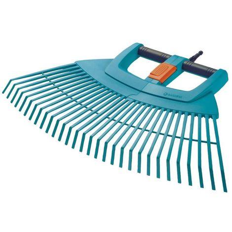 Gardena 3107-20 Escoba gigante plastico vario Combisystem Para recoger sin esfuerzo hojarasca y otros Anchura 77cm