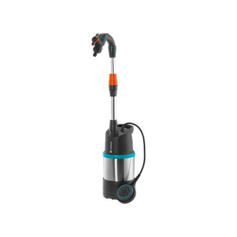Pompe collecteur d'eau de pluie 4700/2 Inox Gardena